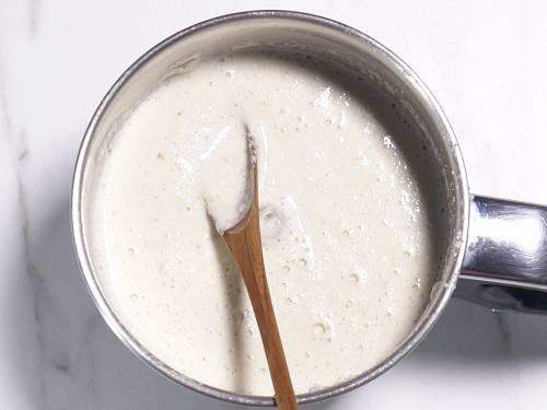 smooth chutney in a jar