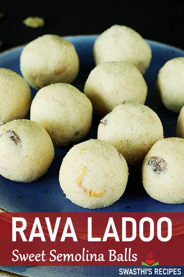 Rava laddu | Rava ladoo | How to make rava laddu