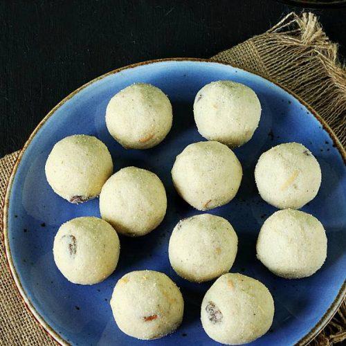 Rava laddu | Rava ladoo | How to make rava laddu