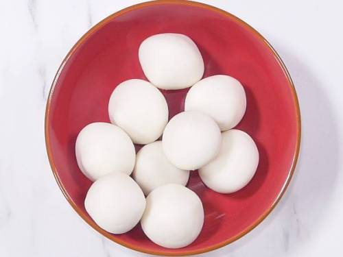 smooth crack free balls for modak recipe
