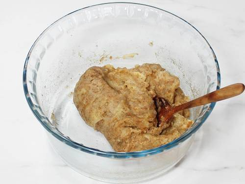 spiced potato mixture for aloo bhujia