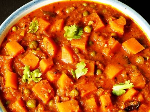 carrot curry