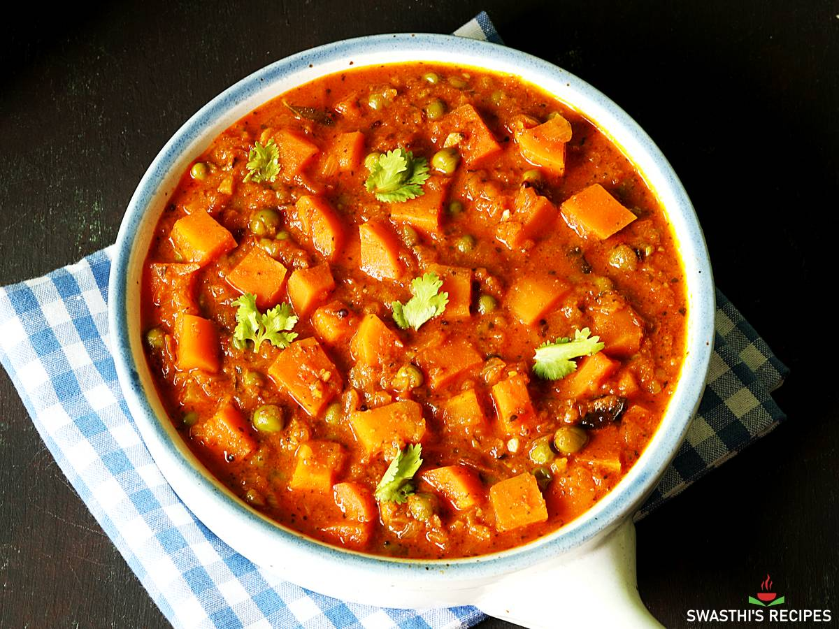 carrot curry recipe