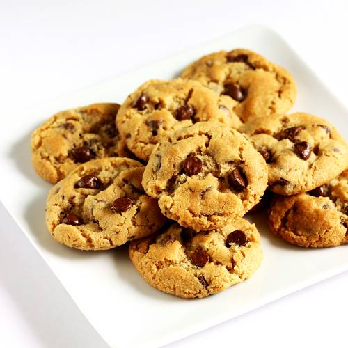 eggless atta cookies ready to serve for diwali