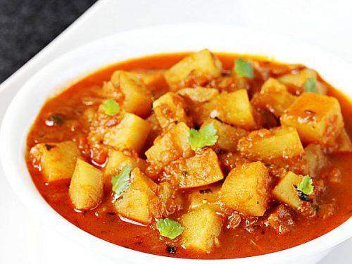 potato curry aloo curry