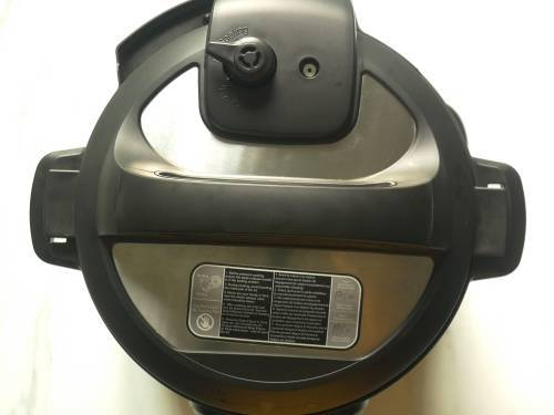 porridge mode for pressure cooking