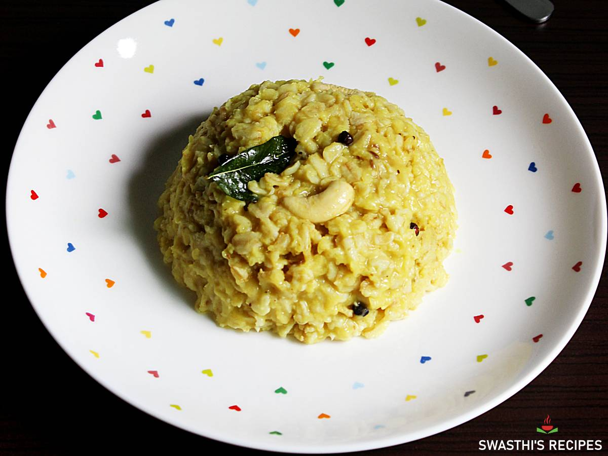 oats pongal