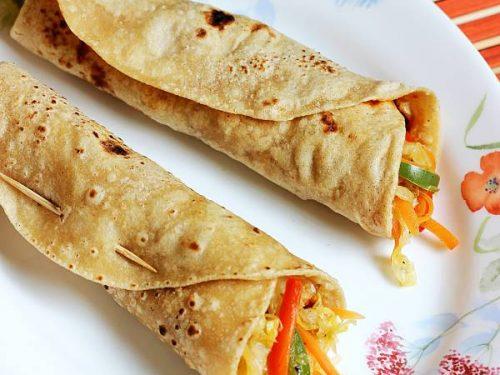 veg rolls