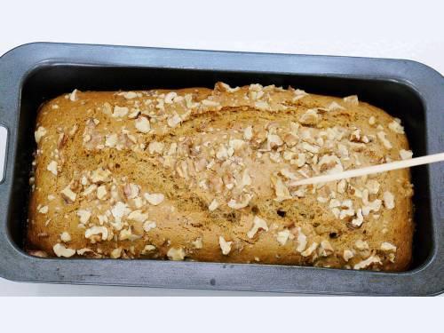 baked banana bread
