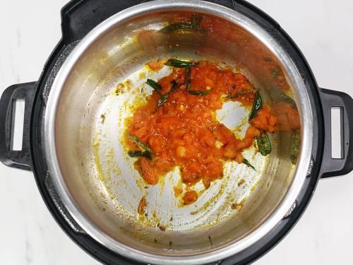 mushy fried masala