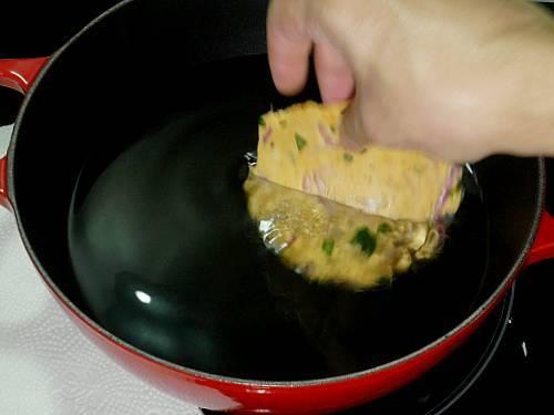 slide maddur vada to hot oil