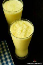 pineapple milkshake