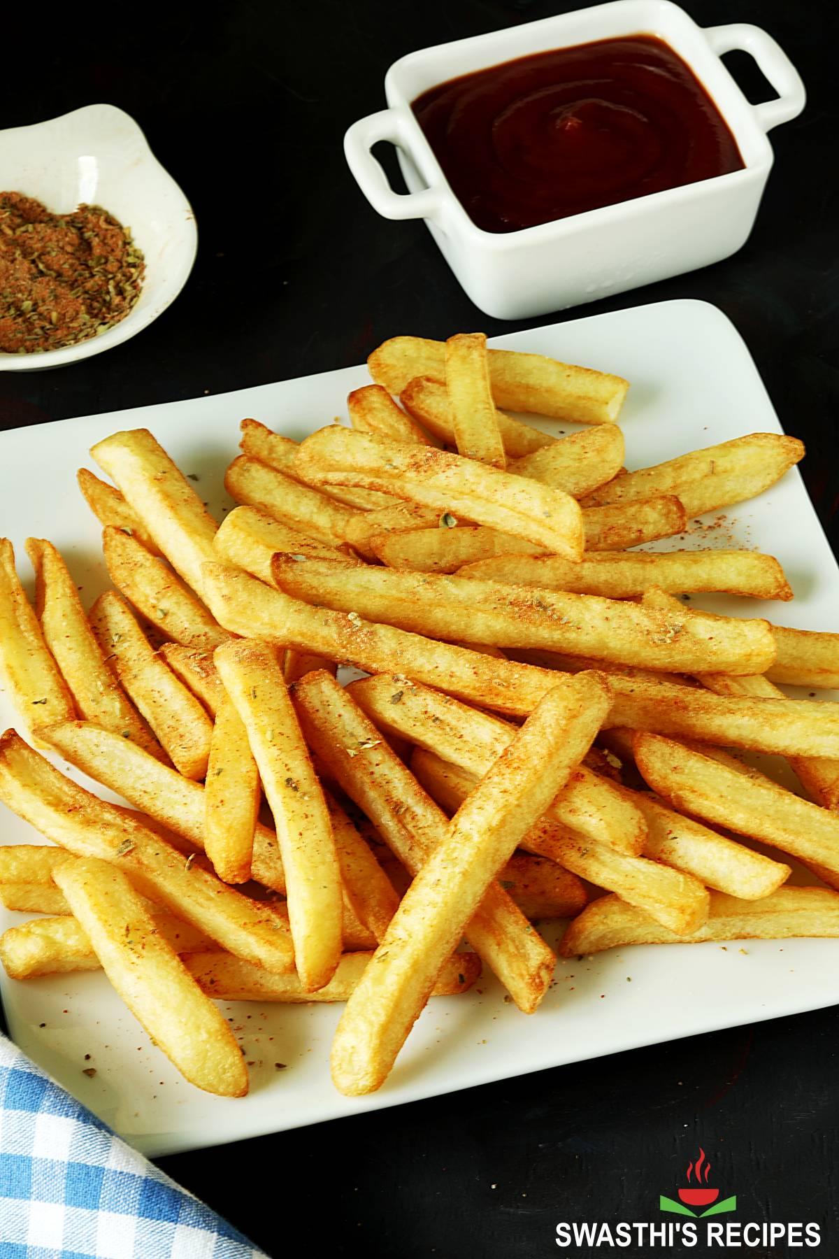 French fries - potato finger chips