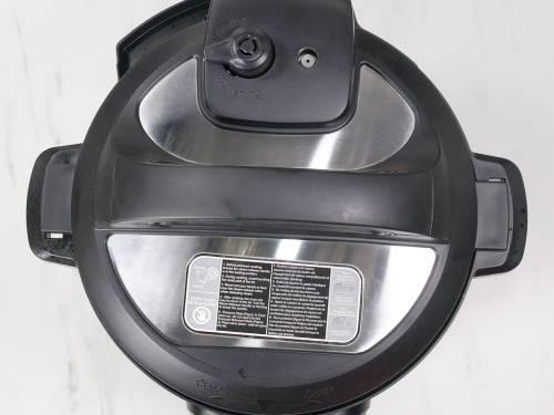 kala chana pressure cooking in instant pot
