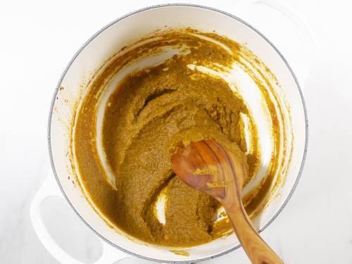 saute masala for masala puri gravy