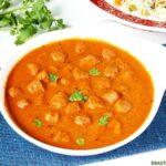 Soya chunks curry recipe
