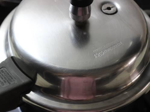 pressure cooking kashmiri pulao