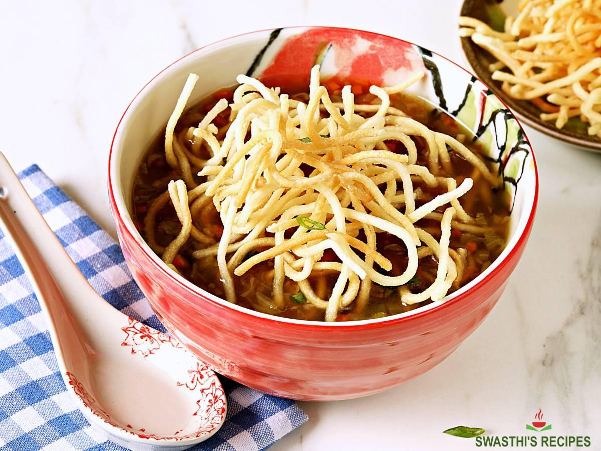 manchow soup recipe