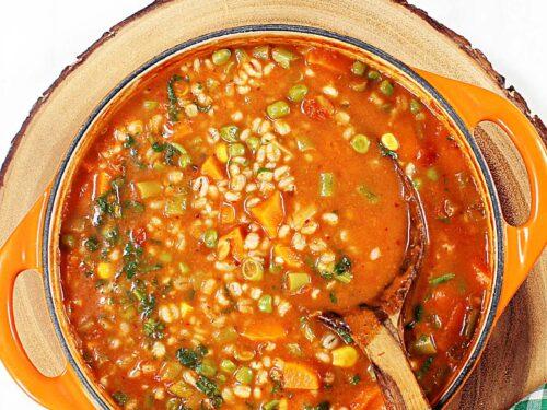 barley soup