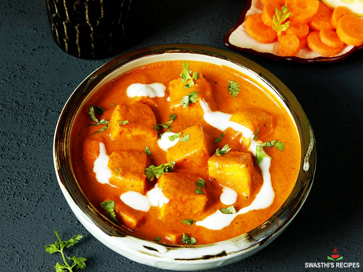 paneer recipes, collection of 60 paneer dishes