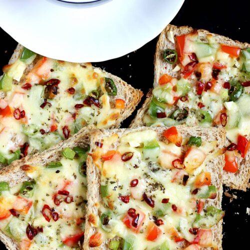 Bread Recipes for Snacks & Breakfast