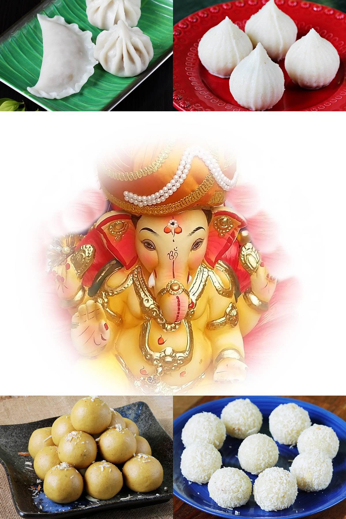 vinayaka chavithi recipes