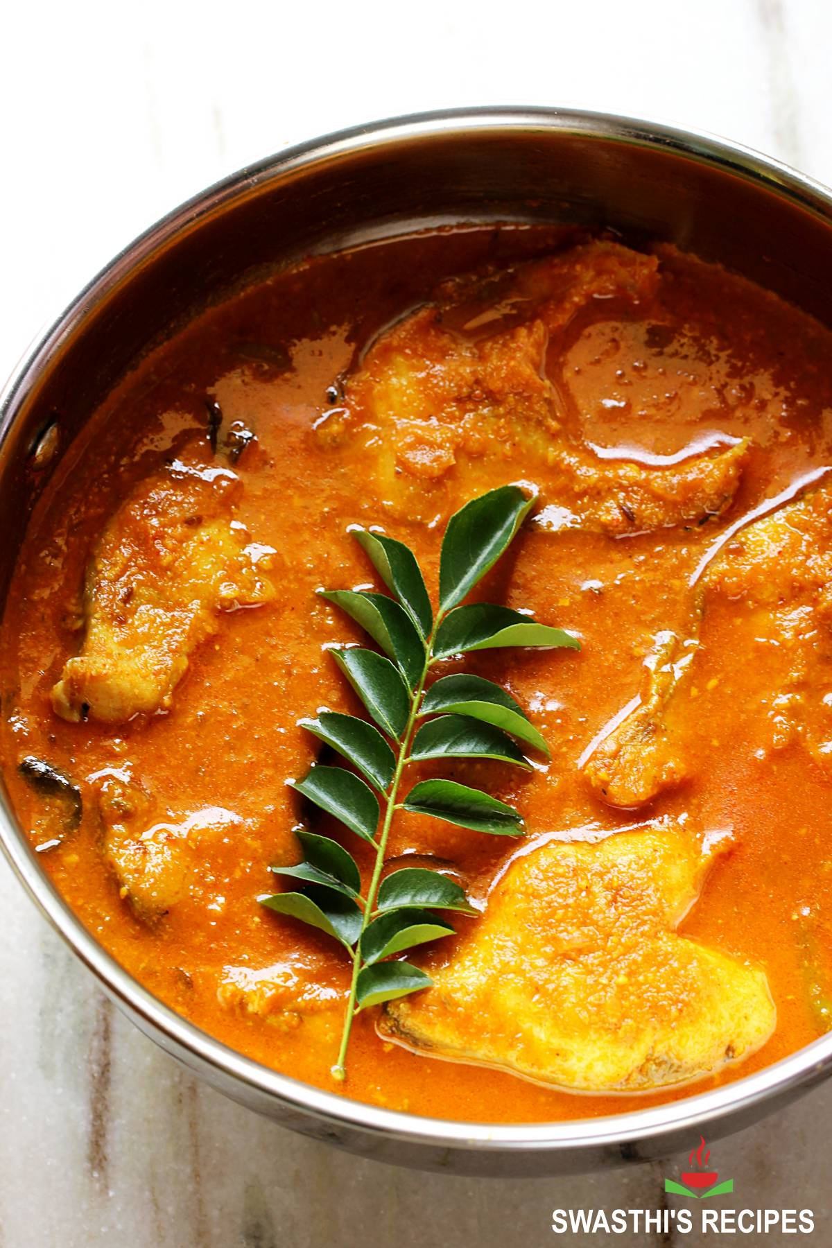 fish masala curry