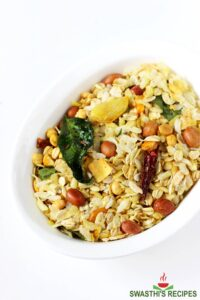 Oats recipes for breakfast and snack